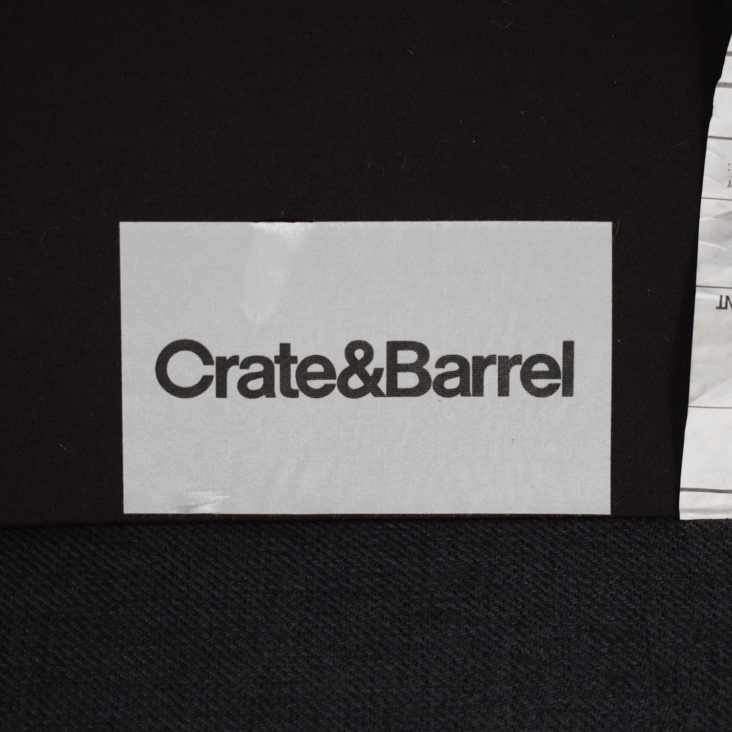 Crate & Barrel Crate & Barrel Petrie Apartment Sofa Sofas
