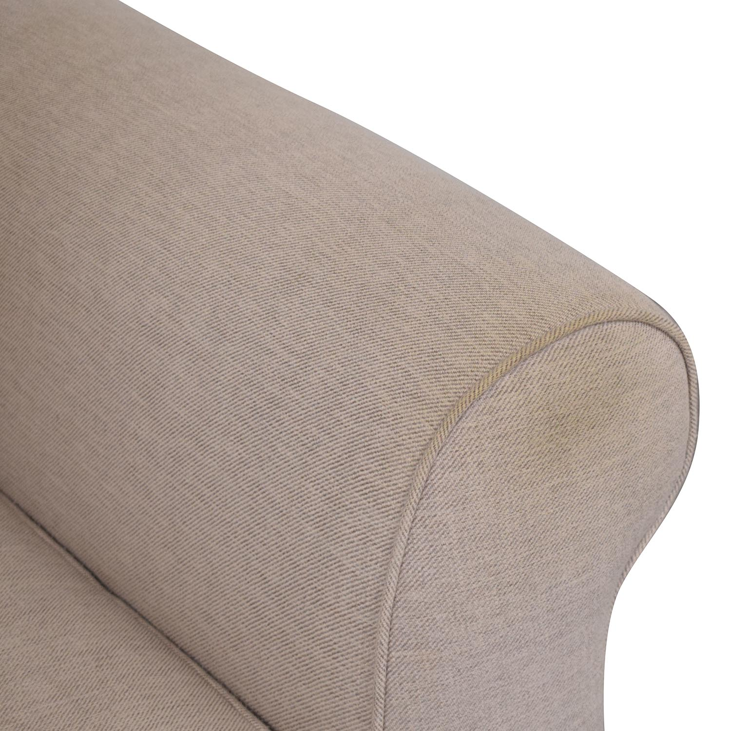 Pottery Barn Pottery Barn Comfort Roll Arm Upholstered Sofa for sale
