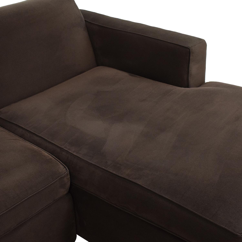 buy Room & Board Ian Sofa and Ottoman Room & Board Sofas