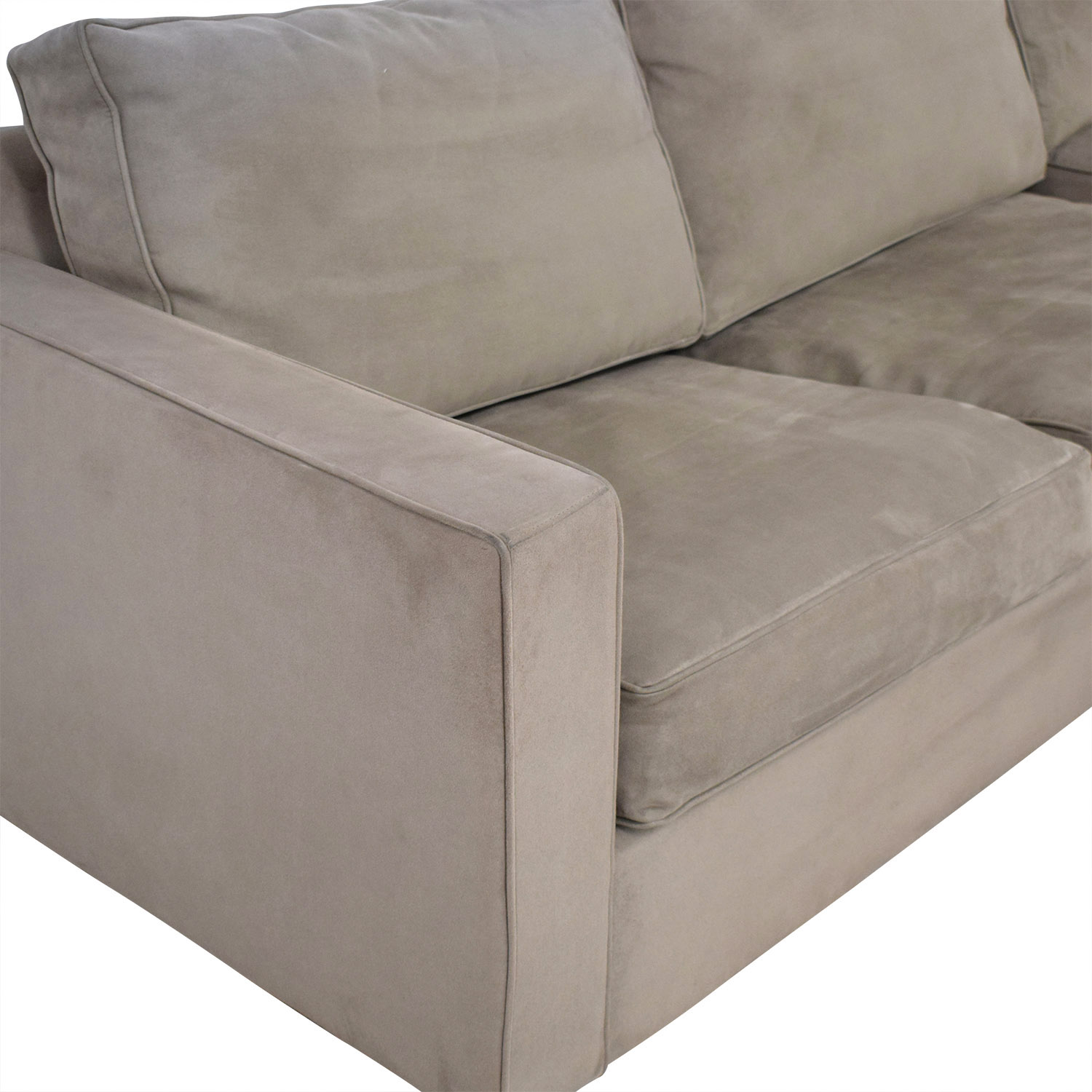 buy Room & Board Full Sleeper Sofa with Chaise Room & Board Sectionals
