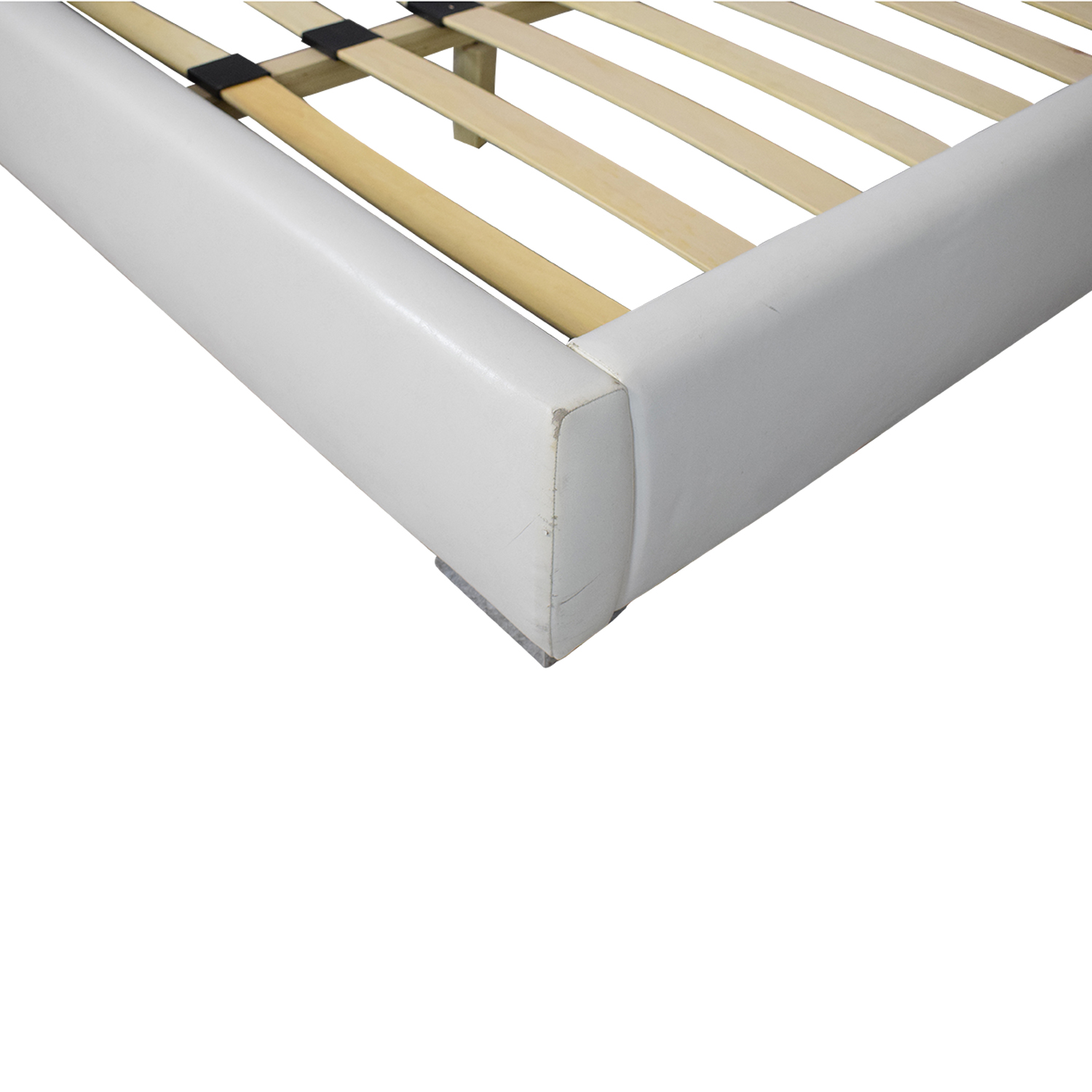 Jesalyn Platform Bed with Tufted Upholstered Headboard Full pa