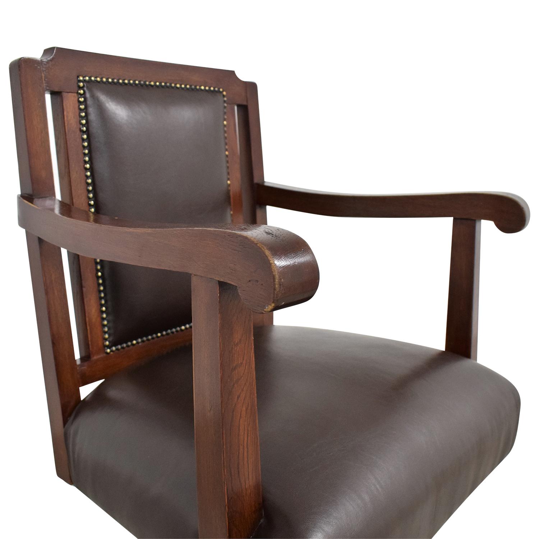 Hillcrest Swivel Desk Chair sale