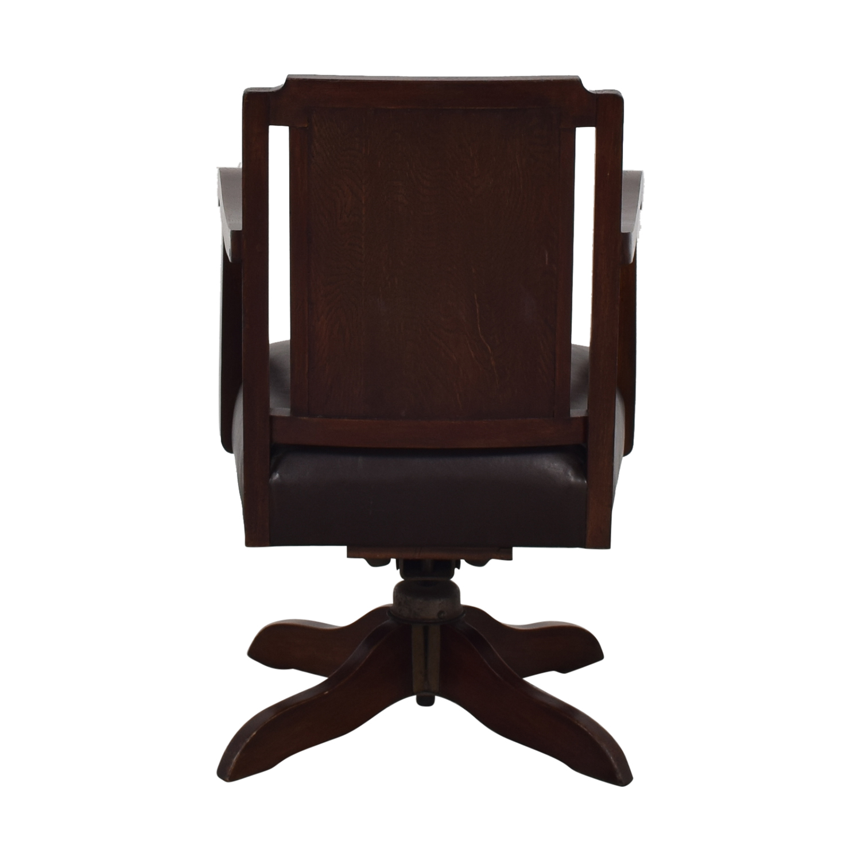 Hillcrest Chair Actions Hillcrest Swivel Desk Chair ct