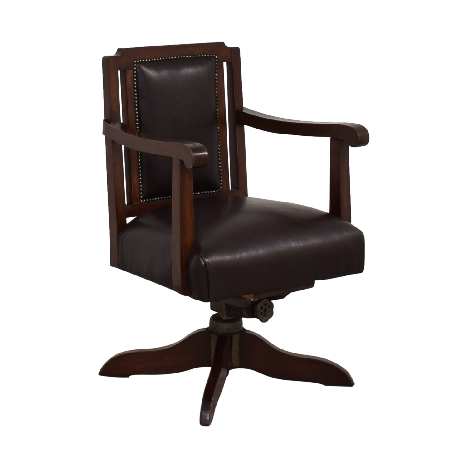 shop Hillcrest Swivel Desk Chair Hillcrest Chair Actions Home Office Chairs
