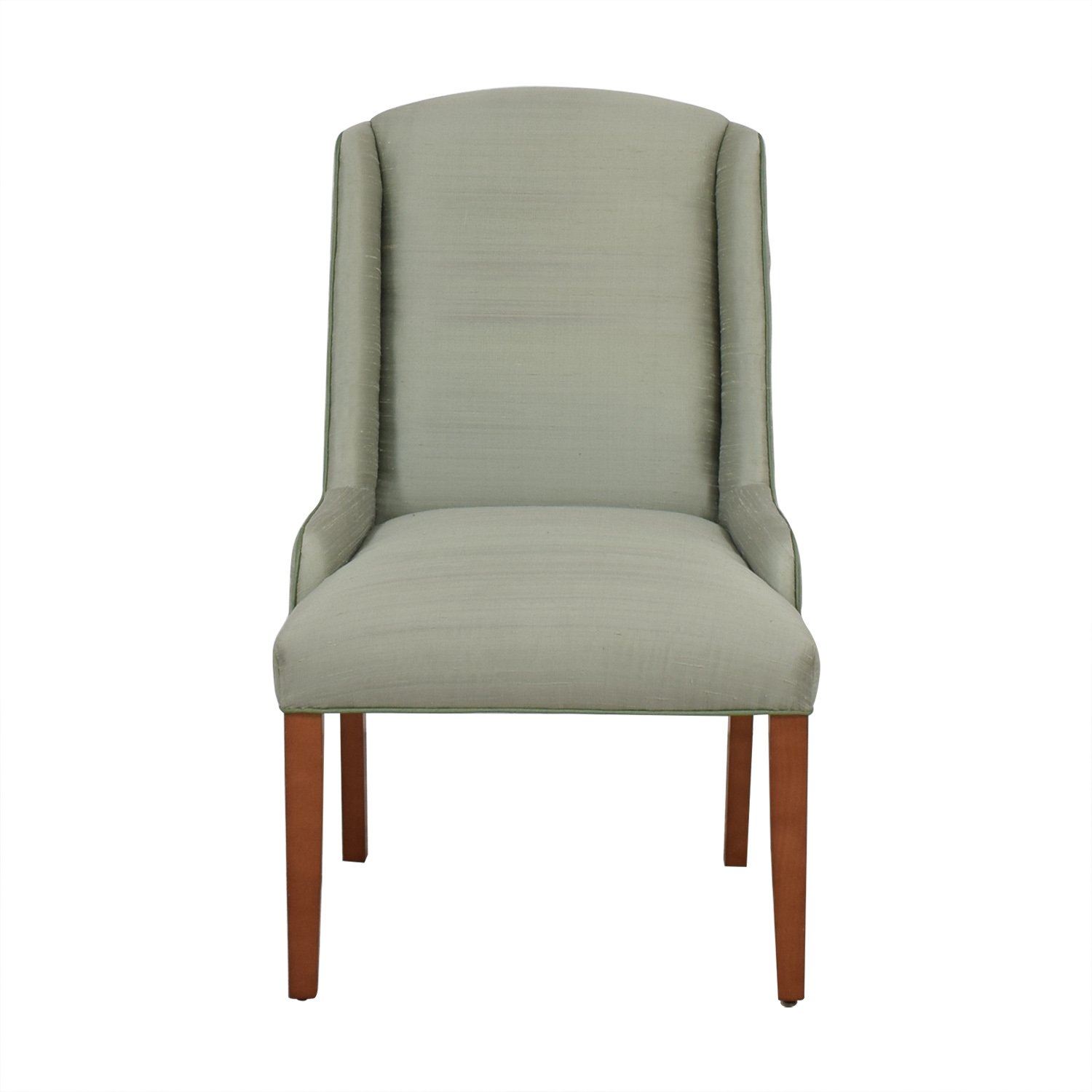Arm Chair with Lumbar Pillow / Accent Chairs