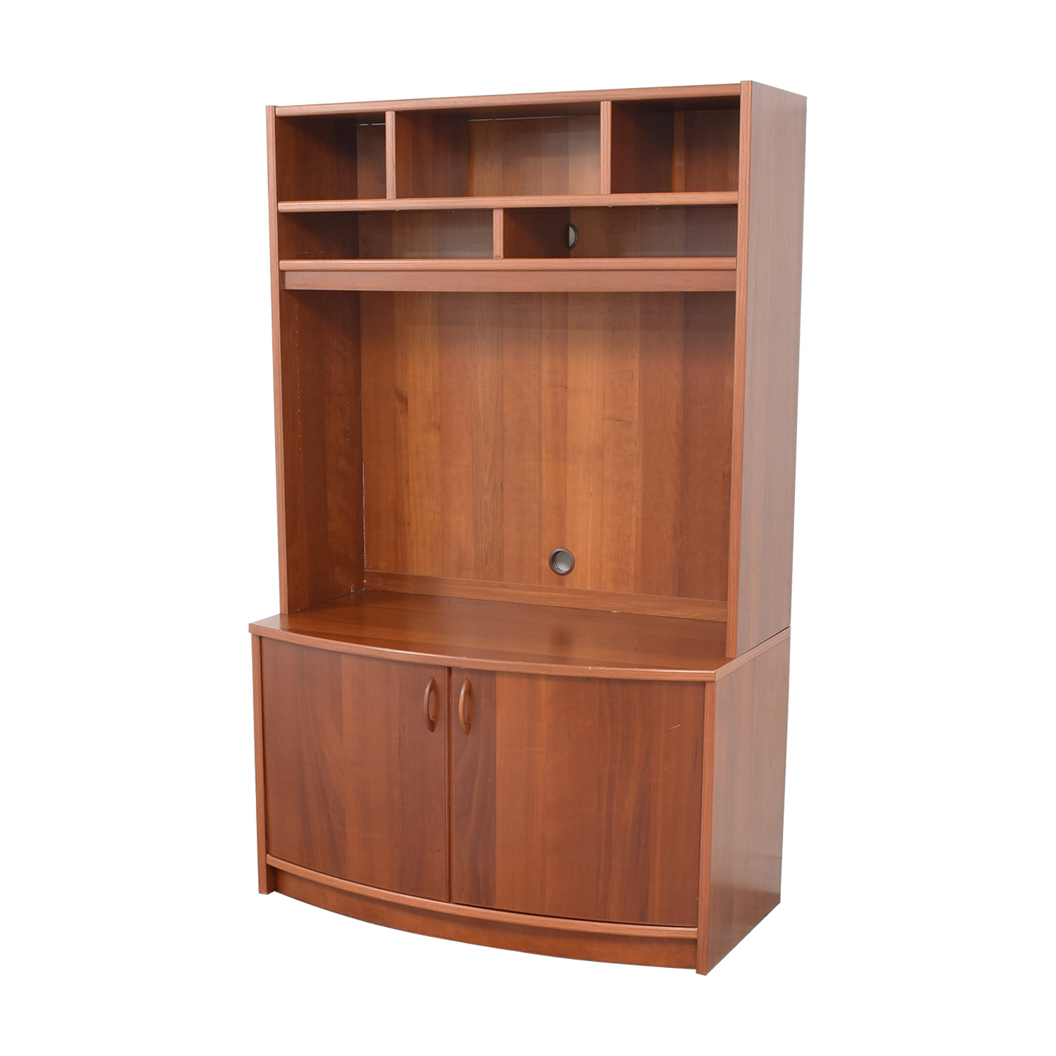 Media Stand with Storage ct