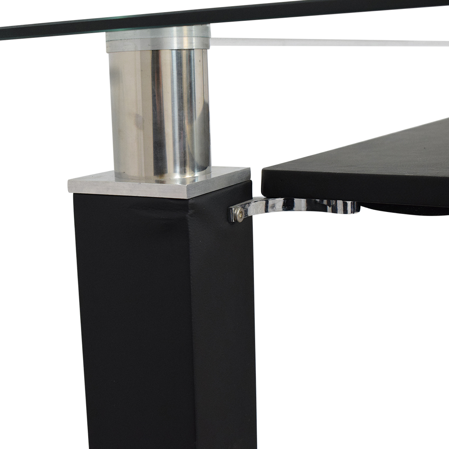 Acme Acme Furniture Modern Glass Dining Table Accent Tables
