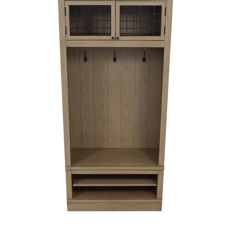 shop Ballard Beacham Entry Cabinet Ballard Designs Storage