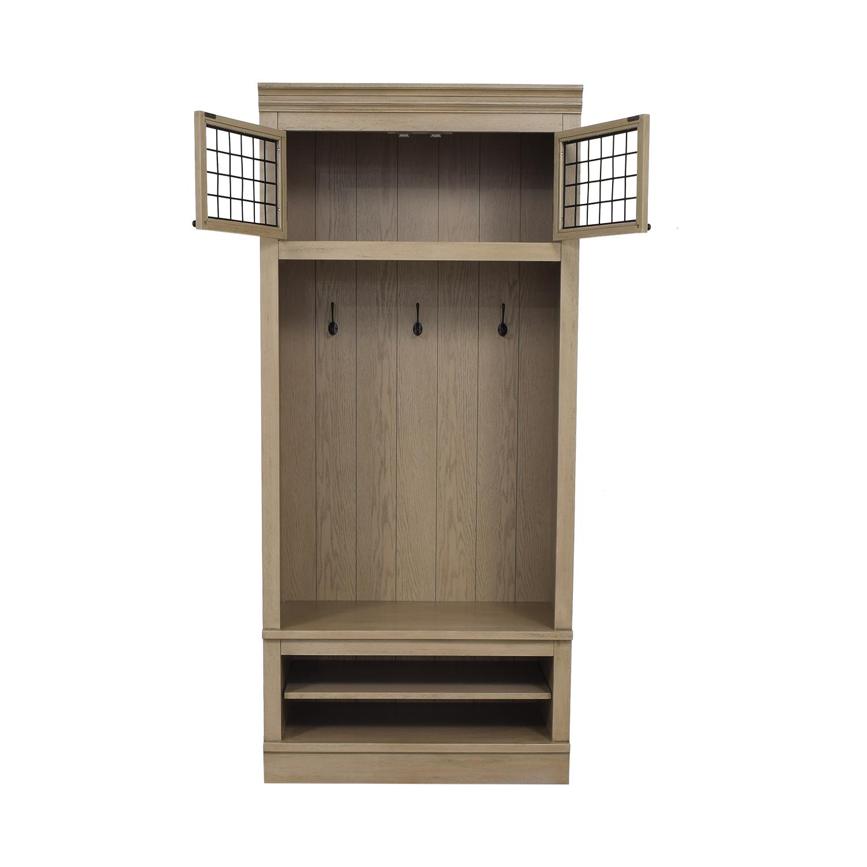 Ballard Designs Ballard Beacham Entry Cabinet Storage