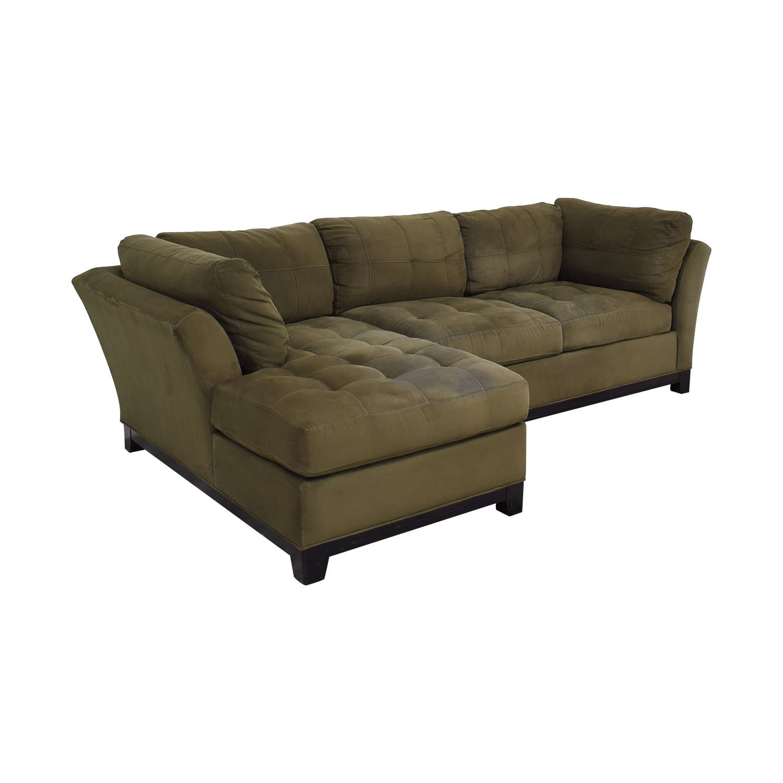 Cindy Crawford Home Cindy Crawford Home Metropolis Sectional Sofa
