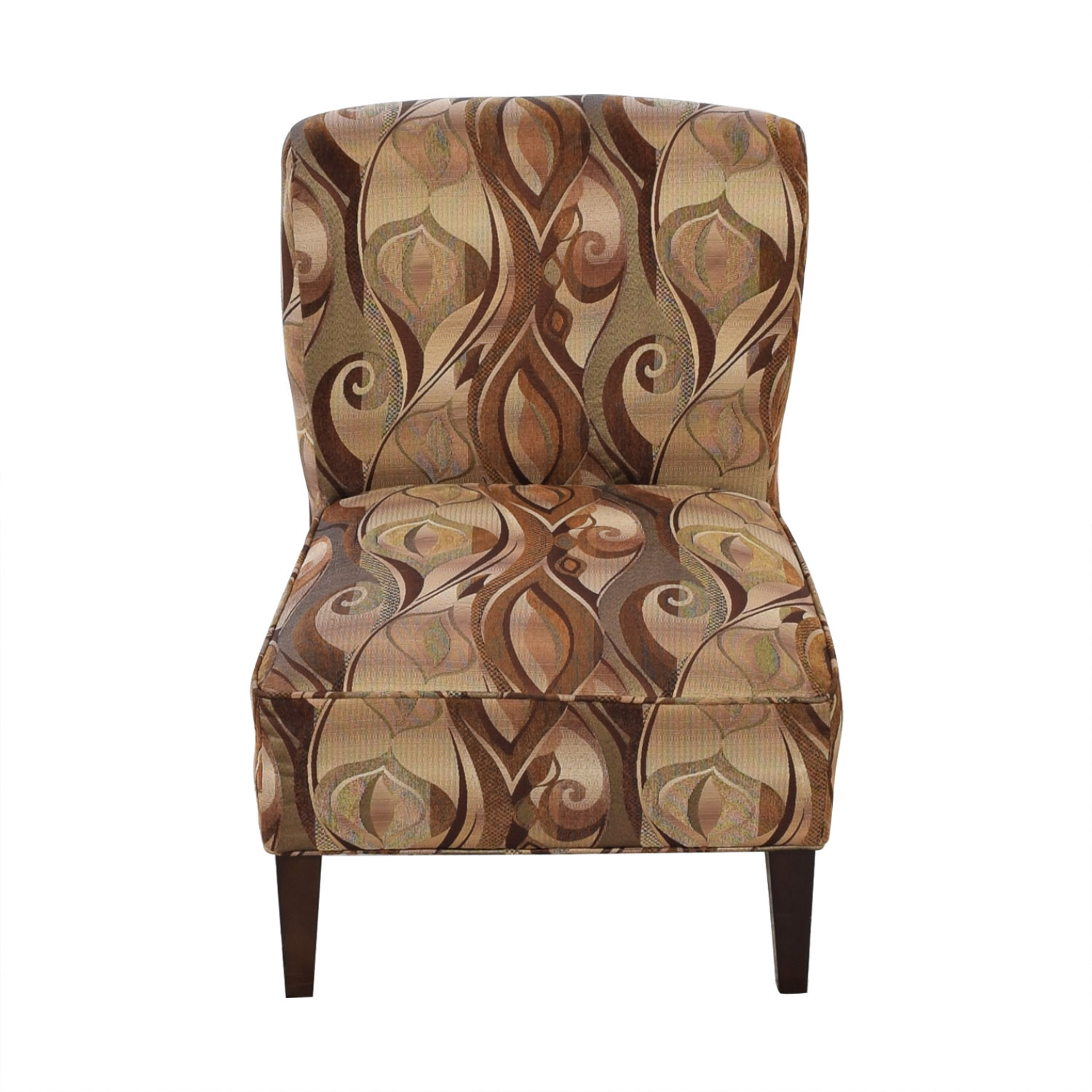 Accent Trend Accent Trend Armless Chair discount