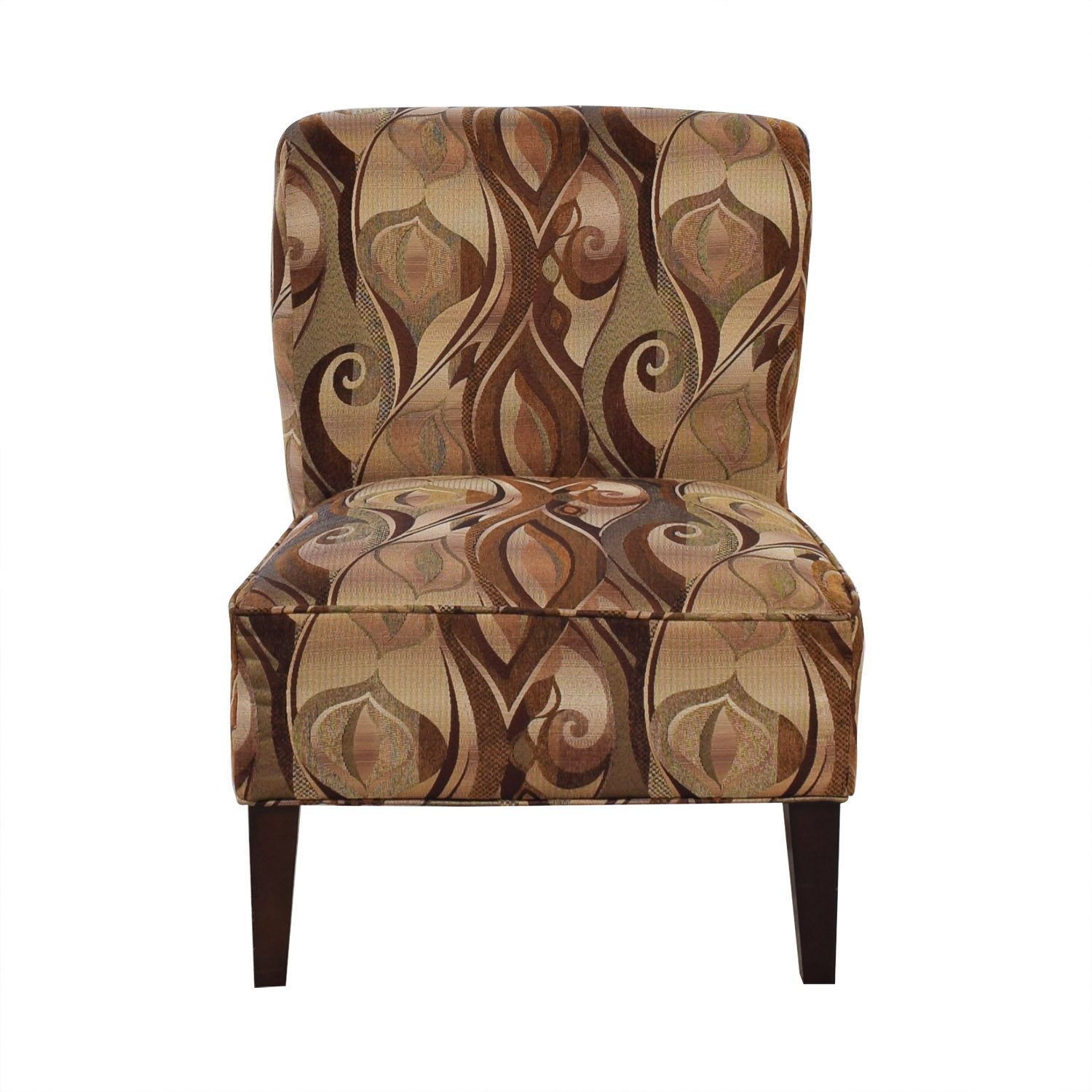 Accent Trend Accent Trend Armless Chair for sale