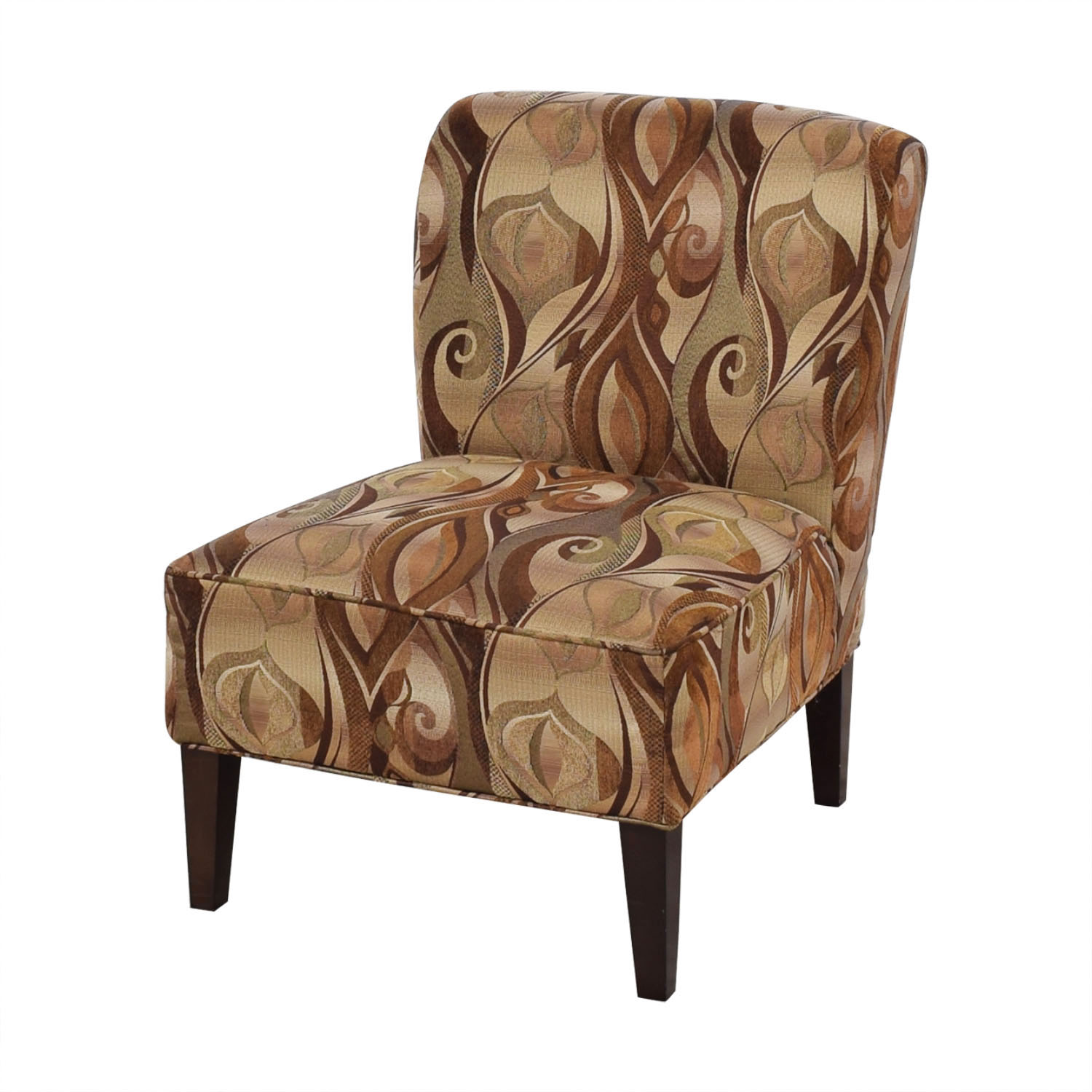 Accent Trend Armless Chair / Accent Chairs