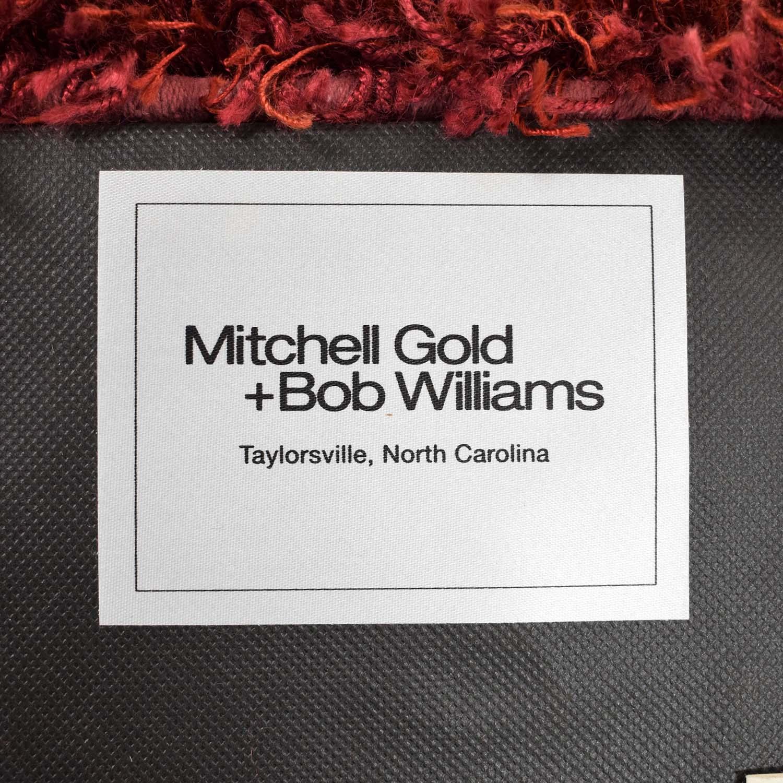 Mitchell Gold + Bob Williams Mitchell Gold + Bob Williams Franny Square Ottomans Ottomans