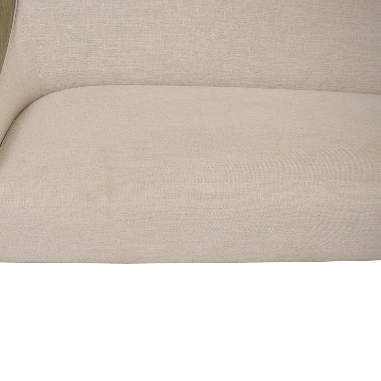 Crate & Barrel Crate & Barrel Elegant Upholstered Loveseat used