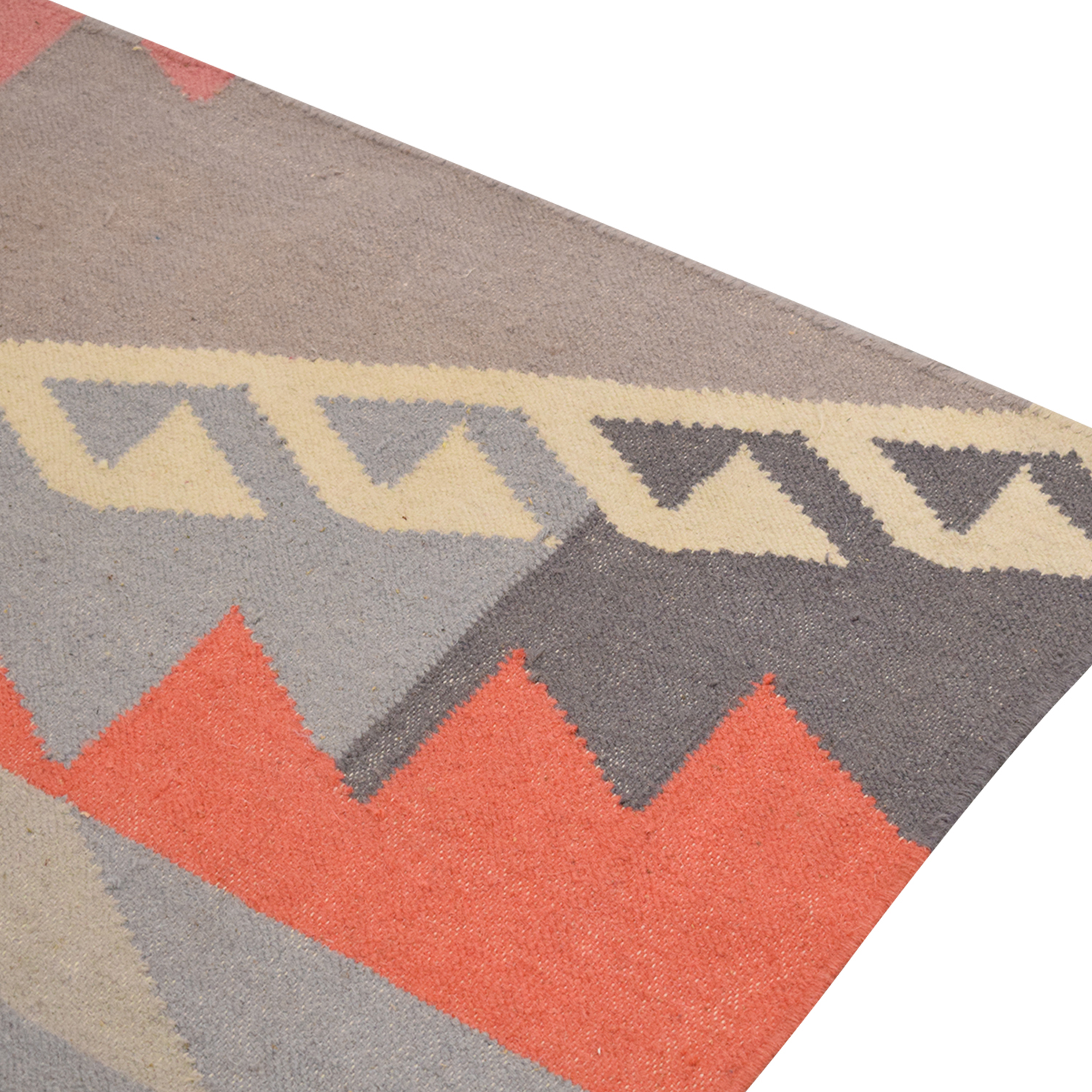 66 Off Cb2 Southwest Motifs Area Rug