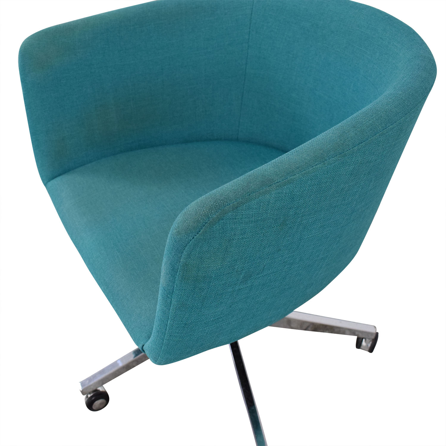 CB2 CB2 Coup Office Chair second hand