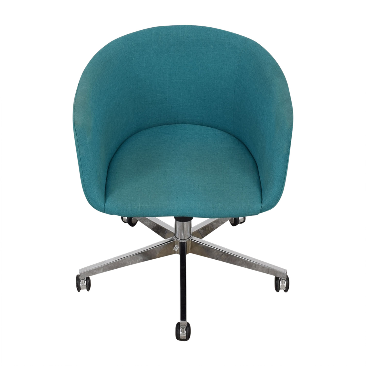 CB2 CB2 Coup Office Chair used