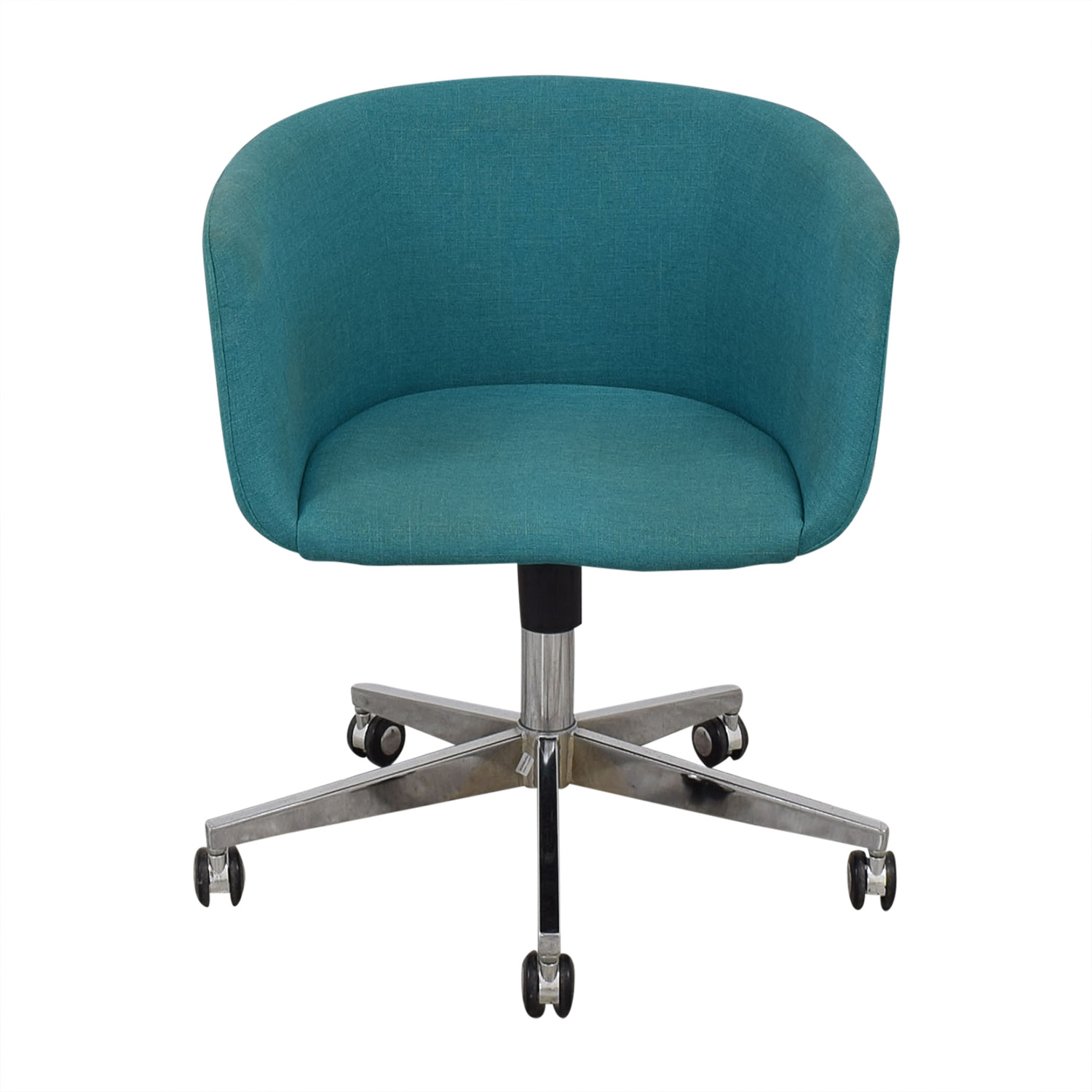 CB2 CB2 Coup Office Chair Home Office Chairs