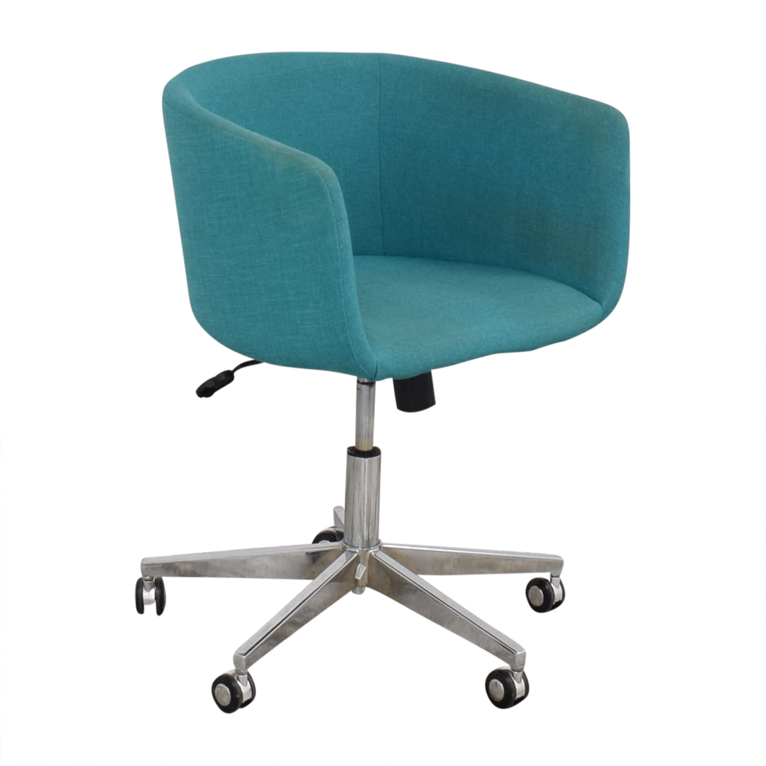 CB2 Coup Office Chair sale