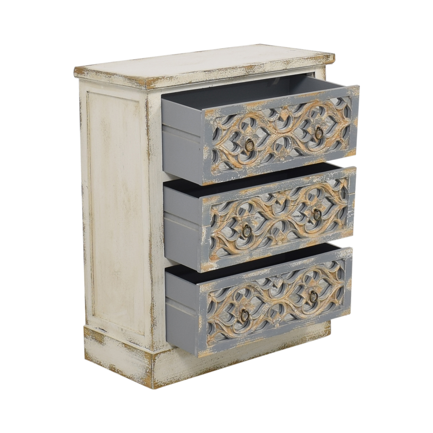 Pier 1 Pier 1 Cosette Antiqued Mirrored Chest coupon