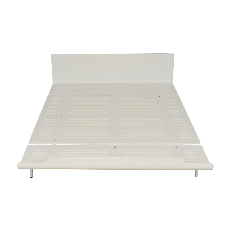 Alias Legnoletto Queen Bed by Alfredo Haberli sale