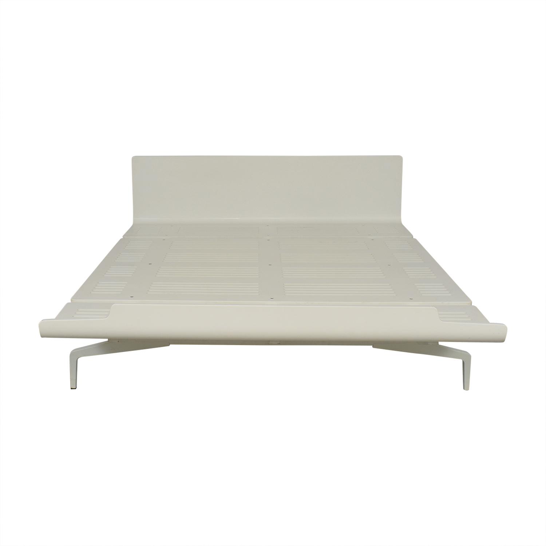 Alias Alias Legnoletto Queen Bed by Alfredo Haberli Beds