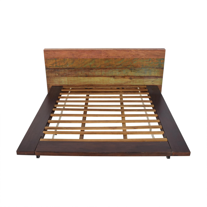 ABC Carpet & Home King Platform Bed sale