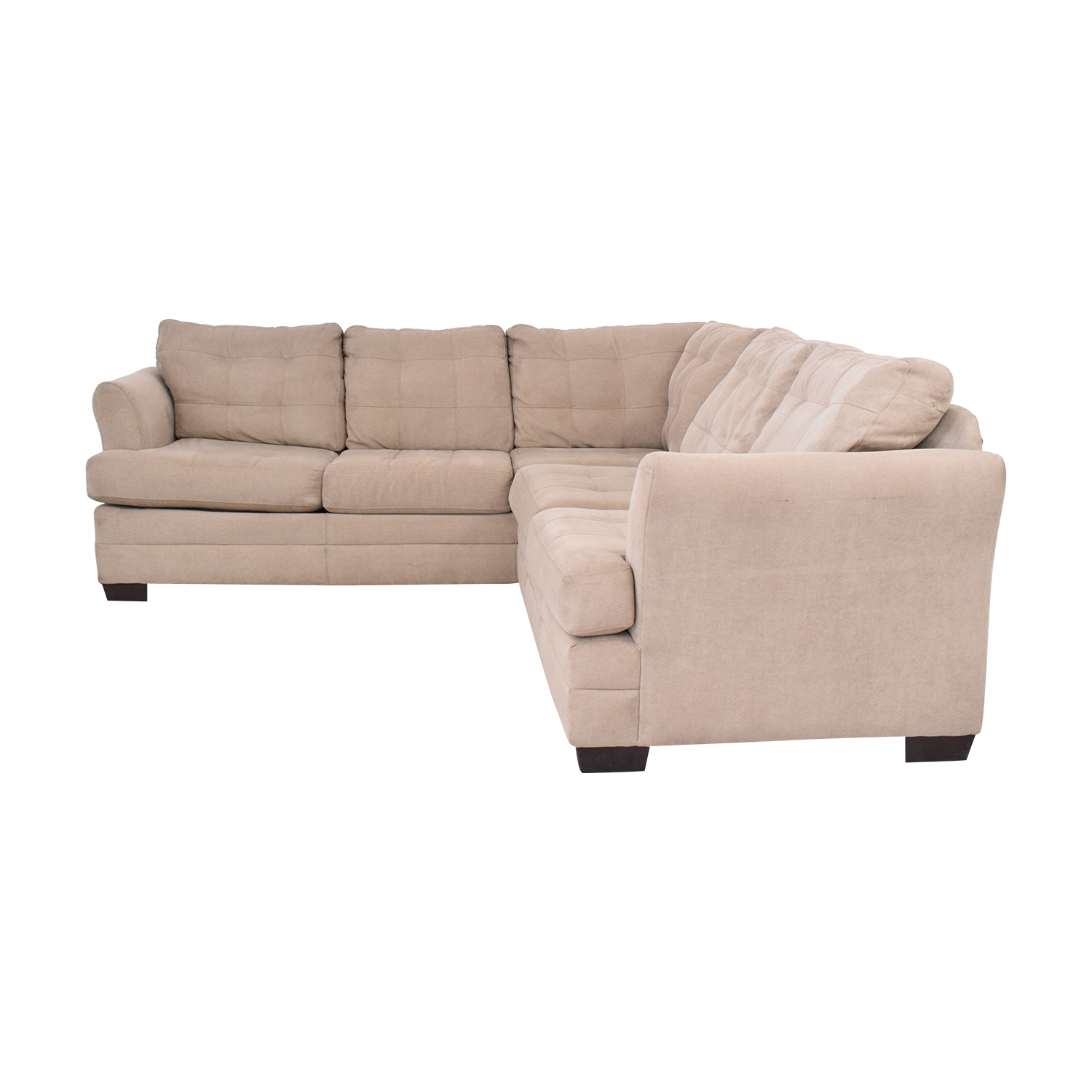 buy Raymour & Flanigan Hayden 2-Piece Sectional Sofa Raymour & Flanigan Sofas