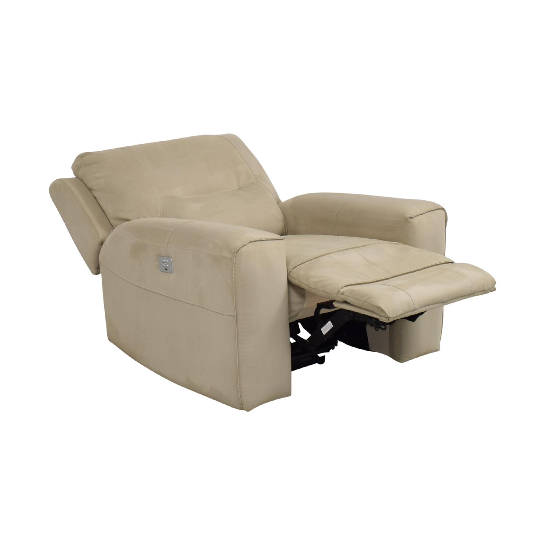 Macy's Macy's Power Recliner Chair nyc