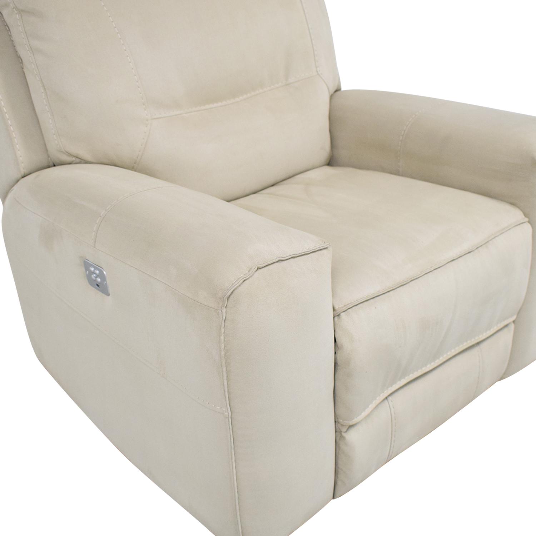 Macy's Power Recliner Chair Macy's