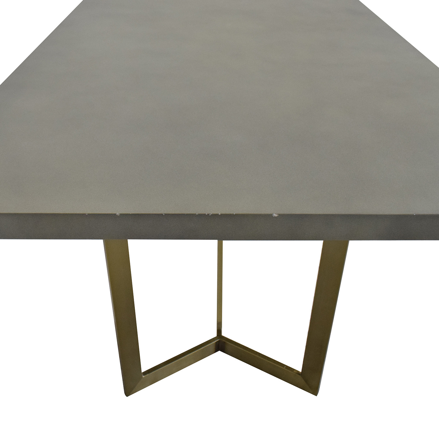 West Elm Tower Dining Table sale