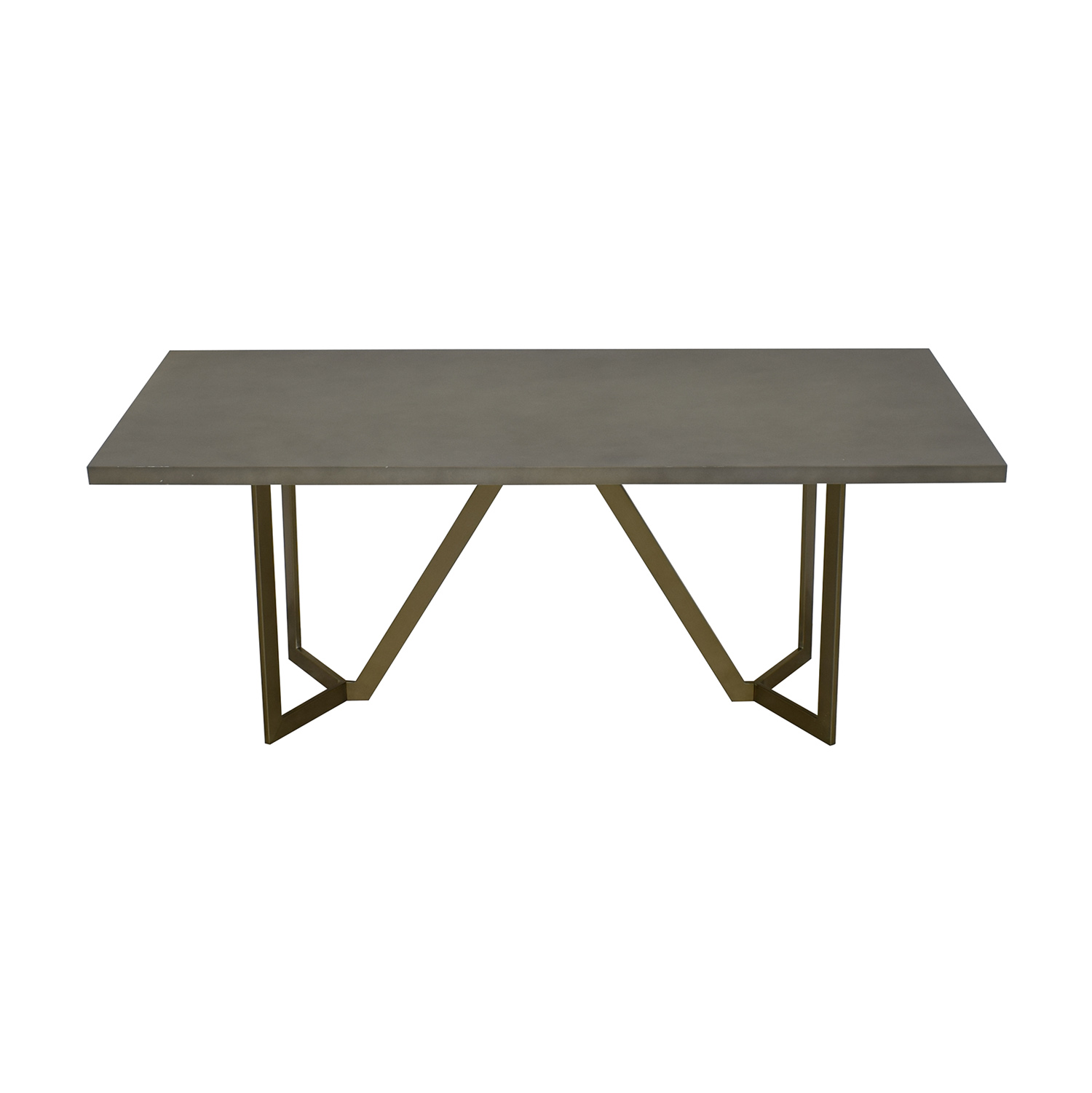 West Elm West Elm Tower Dining Table second hand