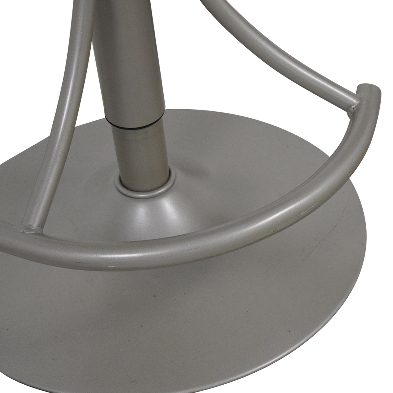 shop Wayfair Bodden Adjustable Swivel Bar Stool Wayfair Chairs