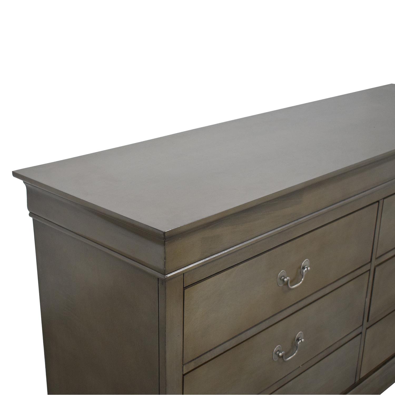 buy Raymour & Flanigan Raymour & Flanigan Rossie Bedroom Dresser online