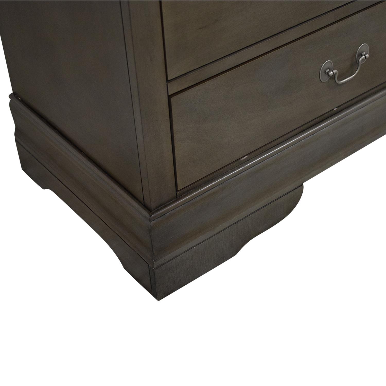 buy Raymour & Flanigan Rossie Bedroom Dresser Raymour & Flanigan Dressers