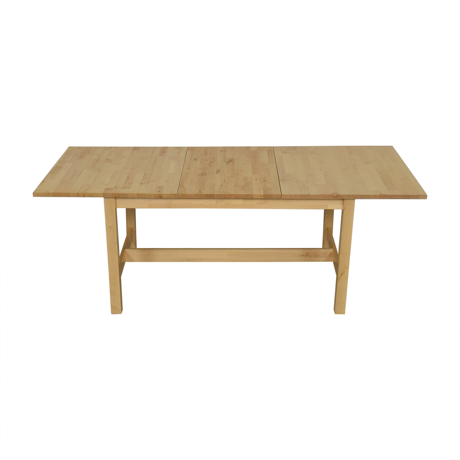 49 Off Ikea Norden Extendable Table Tables