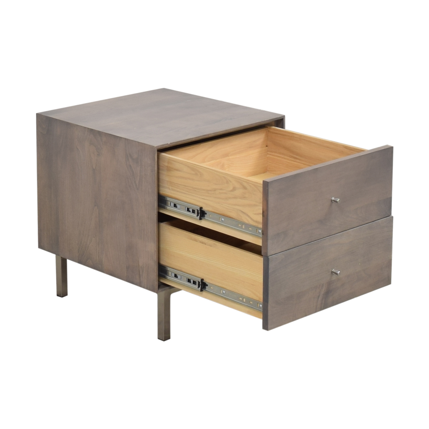 Room & Board Room & Board Hudson Two Drawer Nightstand for sale