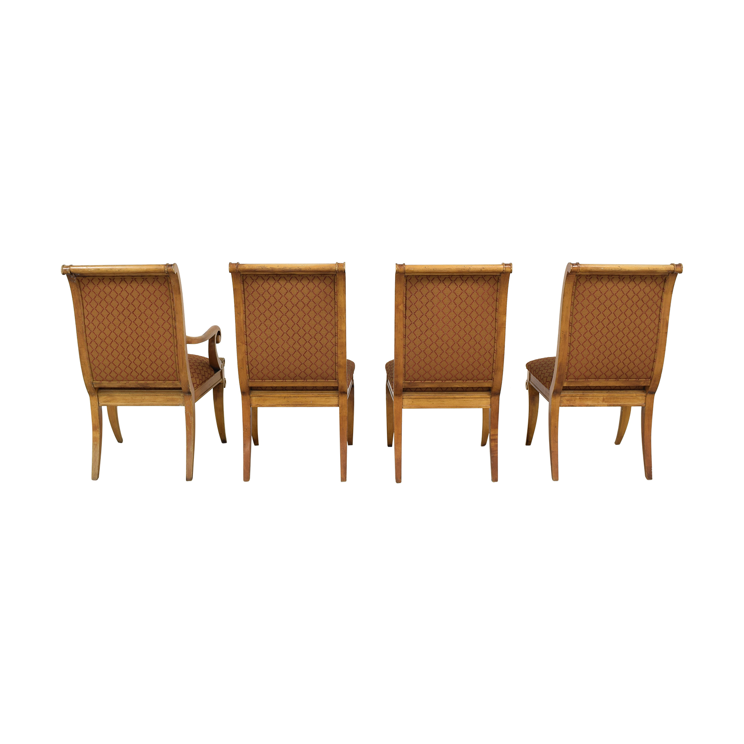 Century Furniture Century Furniture Upholstered Dining Chairs ma