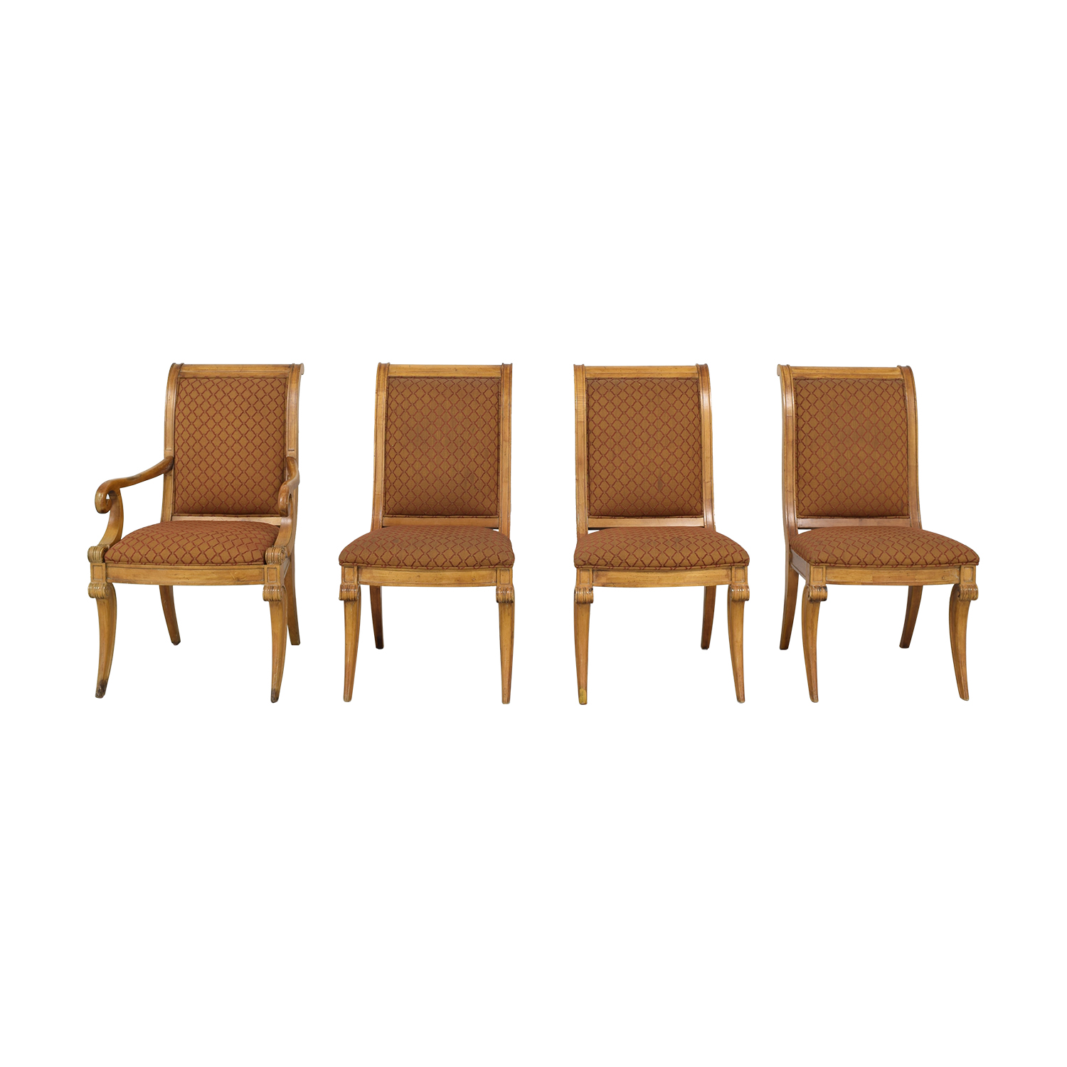 shop Century Furniture Century Furniture Upholstered Dining Chairs online
