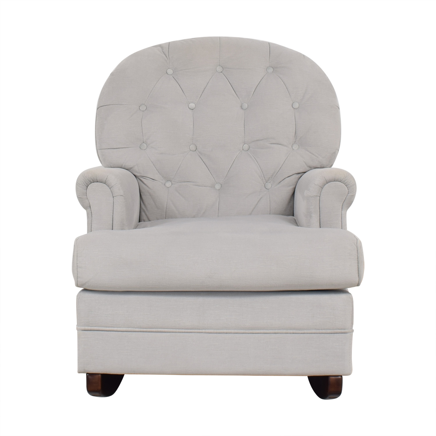 buy Dorel Baby Relax Brielle Tufted Rocker Chair Dorel Living Chairs