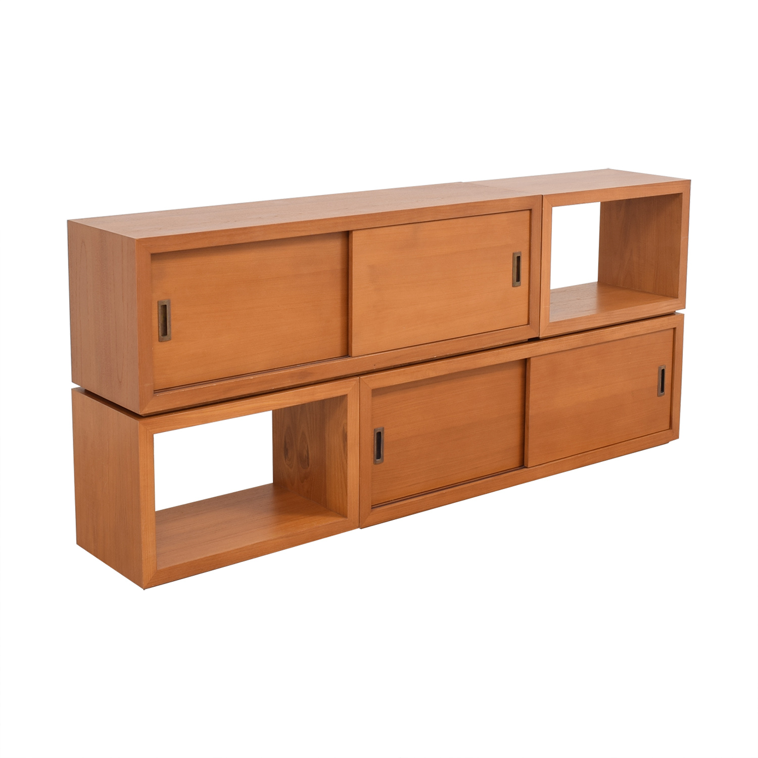 Crate & Barrel Crate & Barrel Aspect Modular Storage Unit Media Units