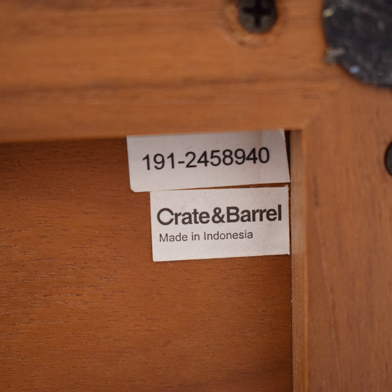 buy Crate & Barrel Aspect Modular Storage Unit Crate & Barrel